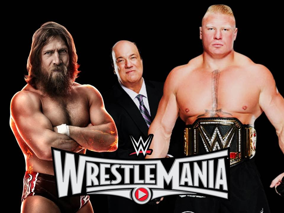 STRAIGHT DUPE Wrestlemania 31 What Could Have Been