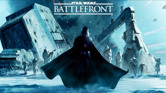 First Trailer for Star Wars: Battlefront